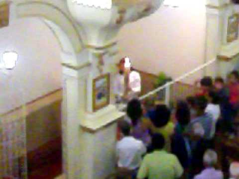 ARACITABA-MG 2010 - SEMANA SANTA - SÁBADO SANTO - LADAINHA DE TODOS OS SANTOS