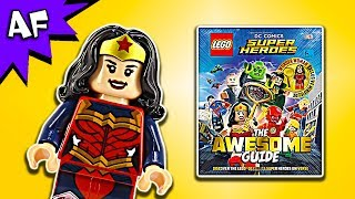 Discover everything there is to know about the LEGO DC Super Heroes and Super-Villians, and add an exclusive Wonder Woman ...