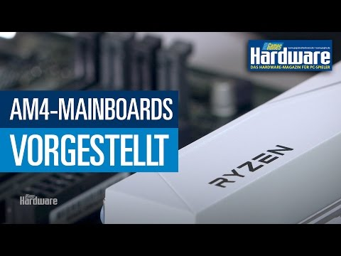 Kaufberatung AMD X370 - Fünf AM4-Mainboards vorgestellt