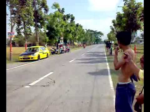 Sniper 165cc Vs. wave 200cc. gapan city