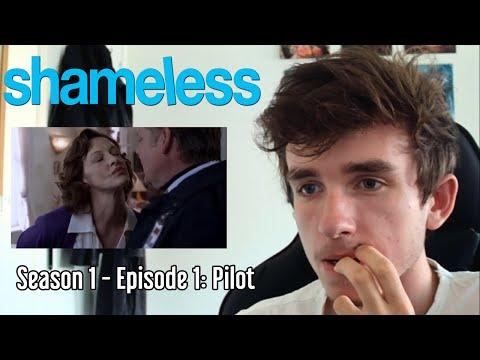 """Shameless Season 1 - Episode 1 """"Pilot""""   Reaction"""