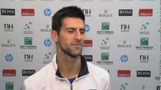 Tennis Highlights, Video - Talking tennis with Team Serbia