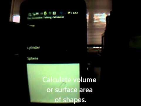 Video of Barking Calculator