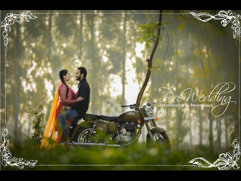 Ja Ve Mundeya | Pre-Wedding | Harmanjit & Navdeep | KaY.B Films