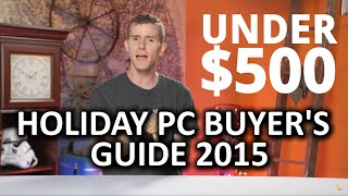 Build the Perfect Gaming PC - Holiday Buyer's Guide 2015