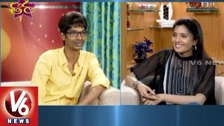 tollywood comedian dhanraj in special chit chat taara v6 exclusive 02 08 2015