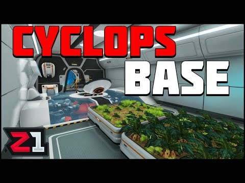 Building A CYCLOPS BASE ! Prawn Suit and Cyclops Upgrades!  Subnautica Gameplay Ep.9 | Z1 Gaming