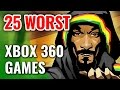 25 Worst Xbox 360 Games Of All Time