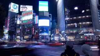Tokyo Time Lapse Video - Beautiful Time Lapse video's of Tokyo (Japan)