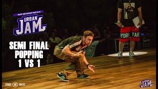 Big T vs Inox – URBAN JAM 2019 SEMI FINAL POPPING