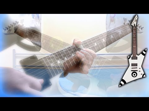 Dream Theater - The Count of Tuscany - Guitar Solo Cover - HD 1080p