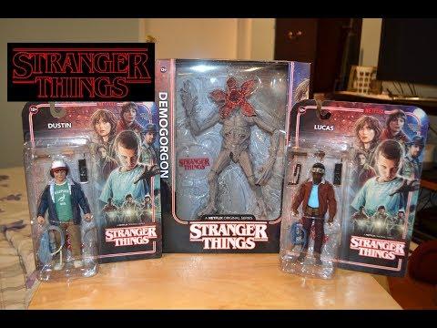 Stranger Things - série 2 - Figurine Dustin - McFarlane Toys