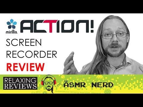 RELAXING REVIEWS | Mirillis Action! Screen Recording Software