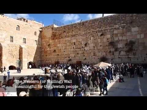 Jerusalem Old City and Bethlehem