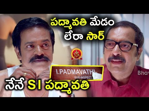 Brahmaji Non-Stop Comedy Scenes - Latest Telugu Comedy Scenes - Bhavani HD Movies