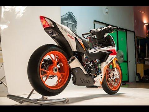 Cận cảnh Winner 150 độ hơn 300 triệu theo phong cách Xe Đua Moto GP - Cuongmotor - Thời lượng: 10:20.