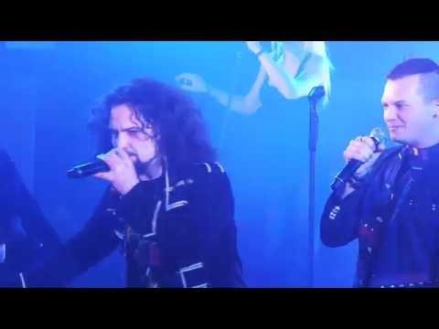 Exlibris - Omega Point - feat. Tomasz Trzeszczyński (ThermiT) - Live (The Night Of Burning)