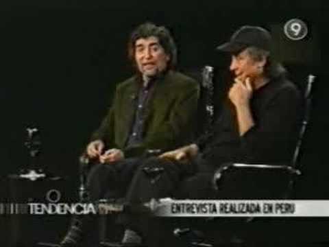 Entrevista de Jaime Bayly a Serrat y Sabina 1º parte  nov.07