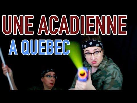 Acadienne À Québec | Pascale's Lifestyle (видео)