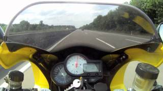 5. Honda VTR 1000 Firestorm  SC36 - Autobahn, Topspeed, etc.