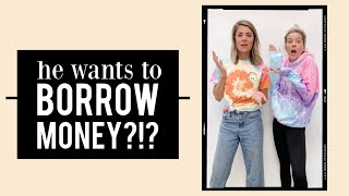 He Want to Borrow Money? w/ Grace Helbig | DBM #78 by Meghan Rienks