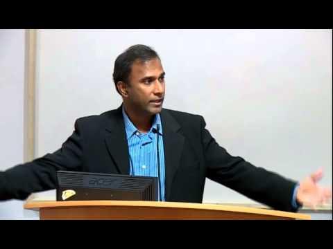 Dr. VA Shiva Ayyadurai's Speech at Infosys