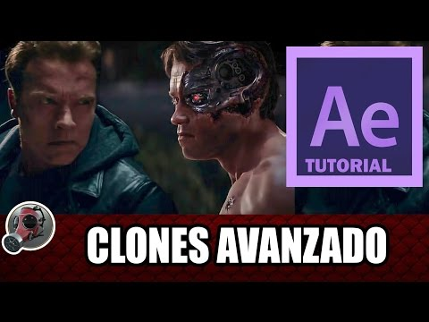 Tutorial #11 - Efecto Clon Avanzado  (After Effects)