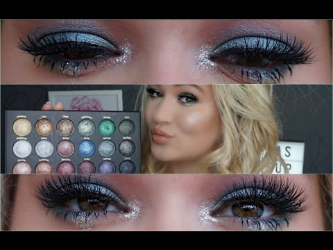 Make up -  UNDER THE SEA MAKEUP LOOK   Lisas Makeupheaven