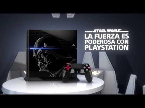 Star Wars PlayStation 4 Edicin Limitada (видео)