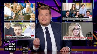 Video James Corden on Gun Control in America MP3, 3GP, MP4, WEBM, AVI, FLV Maret 2018