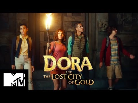 Dora and the Lost City of Gold | Official Trailer | MTV Movies