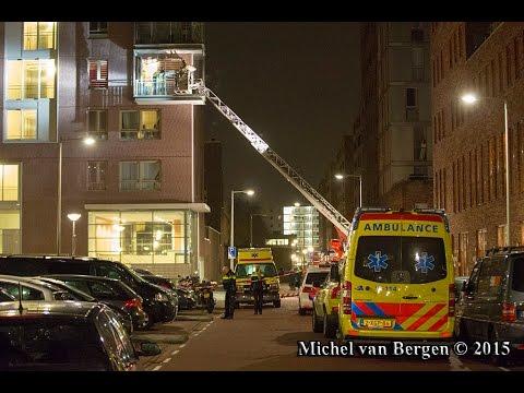 Vrouw doodgeschoten op de Pieter van der Werfstraat in Amsterdam - Update!!
