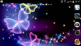 Fancy Butterfly Live Wallpaper YouTube video