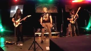 Video Rock Session 2016 a skupina D.EX v Pelhřimově