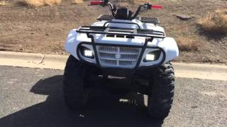 5. Suzuki Eiger 400 4x4 For Sale