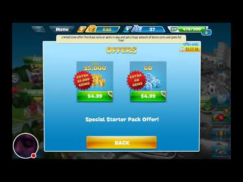 Awesome Casino Trick And Gems Richness!!!Cooking Fever Cheats Tutorial!