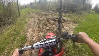 2. Honda Cr85 Dirtbike Top Speed!!!