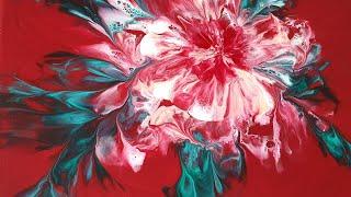Video (85) How to save an unsat flower _ Acrylic Pouring _ Designer Gemma77 MP3, 3GP, MP4, WEBM, AVI, FLV Juli 2019