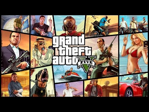 Watch video La Tele de ASSIDO - Videojuegos: Fran habla de GTA V