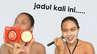 Video YA AMPUN! Apa kabar nih Foundation?? Nyobain Kelly Pearl Cream pertama kali! MP3, 3GP, MP4, WEBM, AVI, FLV Januari 2019