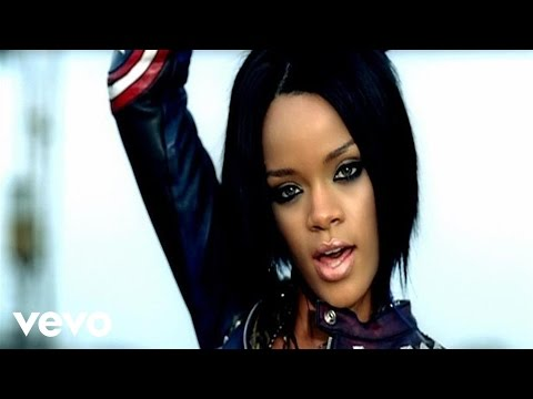 Shut Up And Drive-Rihanna