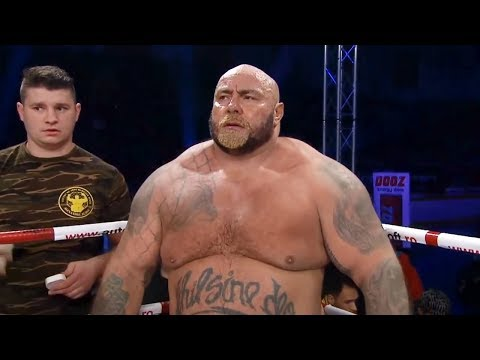 MONSTERS OF MMA BIGGEST FIGHTERS