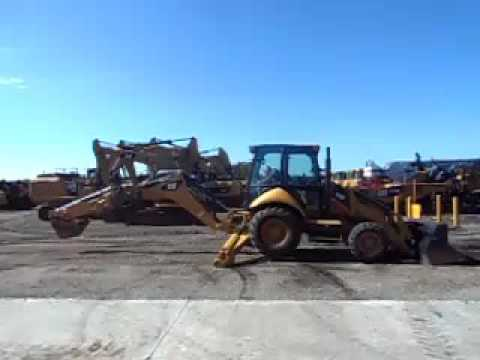 CATERPILLAR RETROEXCAVADORAS CARGADORAS 420FIT equipment video up85zPU7Bm0