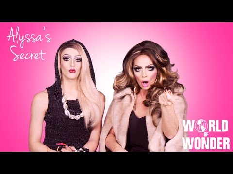 edwards - Enjoy the video? Subscribe here! http://bit.ly/1fkX0CV Alyssa Edwards welcomes her daughter Laganja Estranja to this episode of Alyssa's Secret for a good ol...