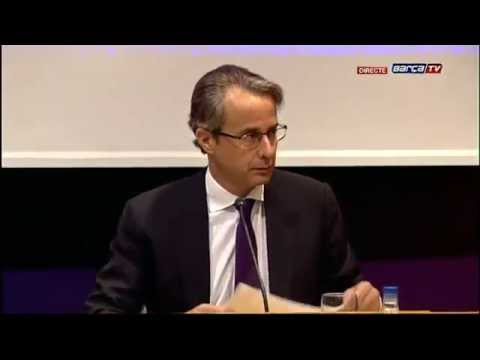 La - Rueda de prensa del vicepresidente Javier Faus para presentar el balance económico de la temporada 2013/14. --- Barça 2.0 Subscribe to our official channel http://www.youtube.com/subscription_cen...
