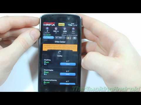 Video of Pocket Mafia MMORPG