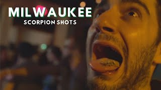 Scorpion Shots in Brew City   ALL NIGHTER by Tastemade