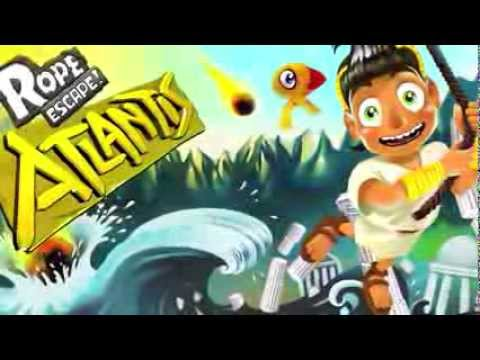 Video of Rope Escape Atlantis