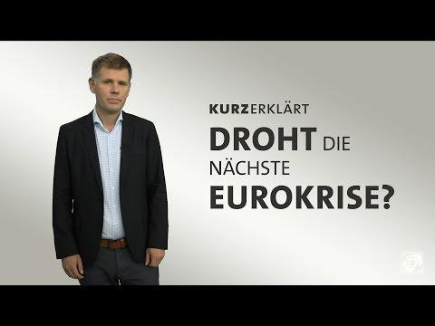Droht die nächste Eurokrise?