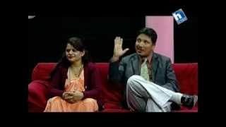 Jeevan Saathi Dipak Raj Giri and Menka Giri